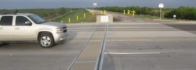 FloodBreak Roadway Gate designed for high speed highway traffic_280x100