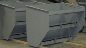 FloodBreak Vent Shaft Systems are custom sized to fit customer shaft openings