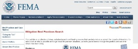 FEMA Flood Mitigation Best Practices
