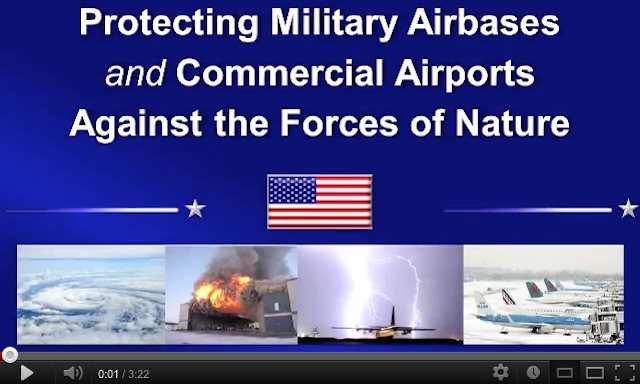 FloodBreak will present passive flood mitigation technology at the Protecting Military Airbases and Commercial Airports Against the Forces of Nature conference