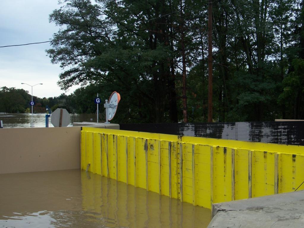 Floodbreak Passive Flood Barriers Proven Flood Protection