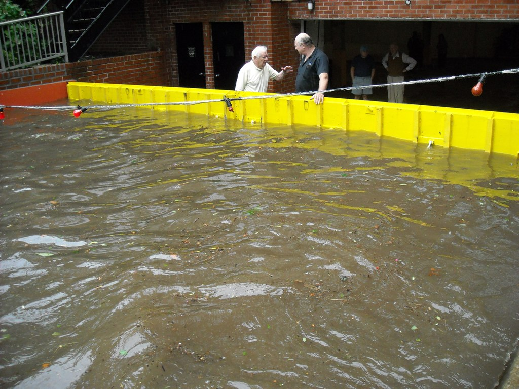 Floodbreak Passive Flood Barriers Proven Flood Protection