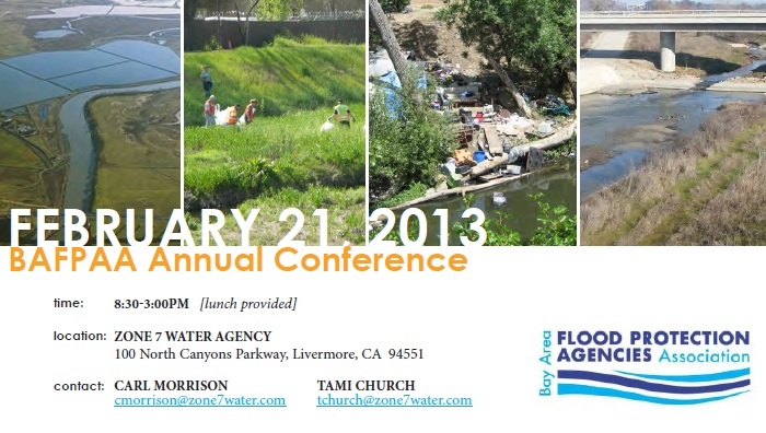 FloodBreak will present passive flood barrier technology to attendees at the conference