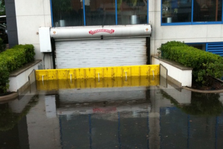 Nj dealership saved again from flash flooding for Route 22 honda