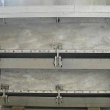 Innovative flood control for vent shafts