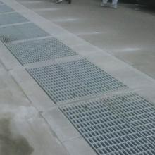 FloodBreak vent shaft systems fit beneath street grates