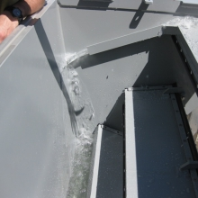 FloodBreak vent shaft systems protect against street flooding